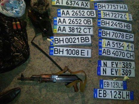 ВКиеве задержали банду иностранных разбойников