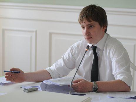 Кличко уволил главу аппарата КГГА Бондаренко которого заподозрили  Кличко уволил главу аппарата КГГА Бондаренко которого заподозрили в подделке диплома ГОРДОН