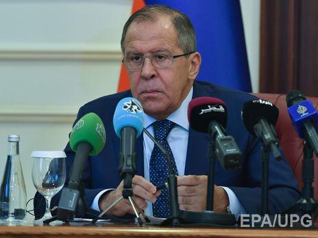 Лавров Россия отреагирует на решение закрыть генконсульство РФ в Сан Франциско после анализа подробной ноты США