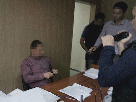 НАБУ: Судья вПолтаве схвачен при получении взятки