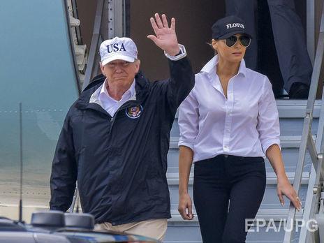 Дональд Трамп пожертвує мільйон доларів жертвам урагану «Харві»