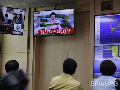 КНДР готовится к еще одним ракетным испытаниям— Южнокорейские СМИ
