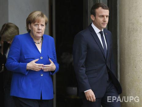 УМеркель сообщили о русской хакерской атаке перед выборами