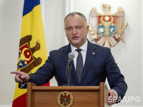 Військовим Молдови заборонили брати участь уRapid Trident