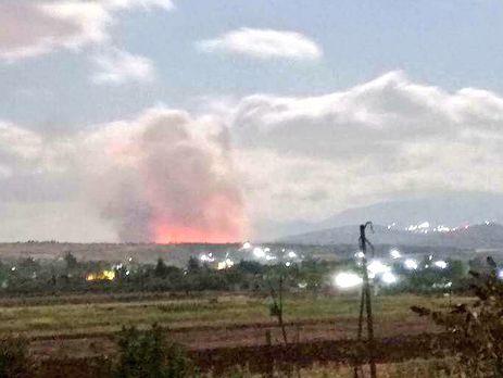 Израиль нанес 1-ый удар поСирии после установления перемирия, разбомбив военный завод