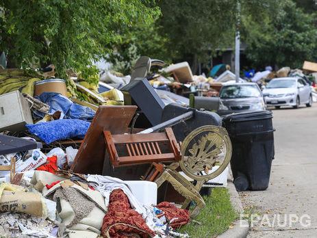 Число погибших урагана «Харви» вТехасе достигло покрайней мере 70 человек