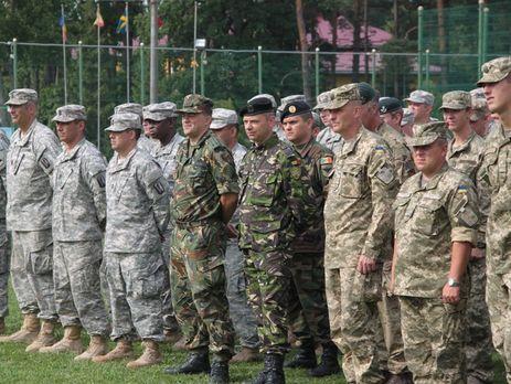 Незважаючи назаборону Додона, військові зМолдови прибули наЛьвівщину