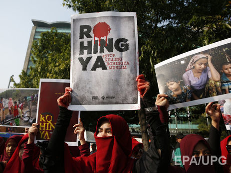 Боевики Рохинджа объявили ободностороннем прекращении огня наодин месяц