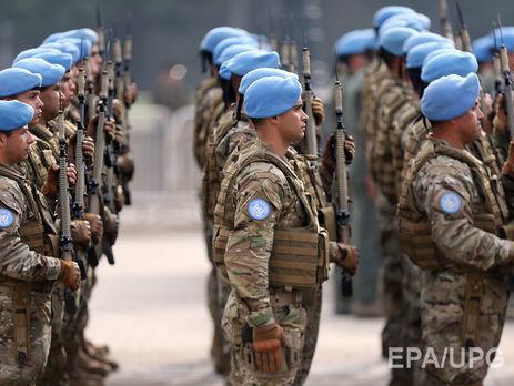 Вевропейских странах посоветовали ввести миротворцев вДонбасс втри этапа
