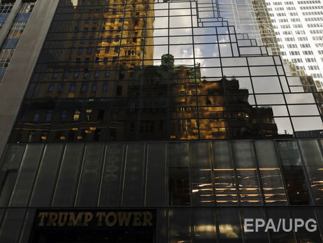 Размещен документ остроительстве небоскреба Трампа в столице