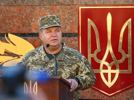Полторак заявив, щоукраїнських військових взоні АТО озброять танками «Оплот»