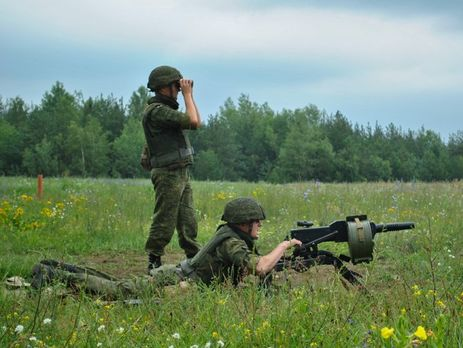 Русских  военных натерритории Беларуссии  недостаточно для нападения вгосударство Украину ,— Госпогранслужба