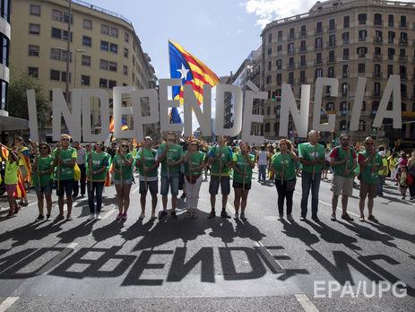 Конституційний суд Іспанії заблокував закон про порядок відділення Каталонії