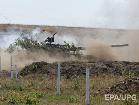 Боевики обстреляли Авдеевку изгранатометов ипулеметов— Штаб АТО