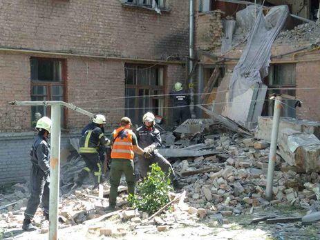Пострадавшим жильцам отвзрыва наГолосеево предоставят жилье иматериальную помощь,— КГГА
