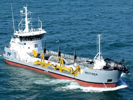 Власти Украины решили углубить дно Азовского моря