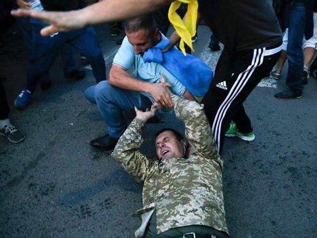 Гройсман незнает, что делать всвязи сприездом Саакашвили встолицу Украинского государства