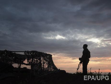 Бойовики наДонбасі продовжують обстріл українських позицій,— штаб АТО