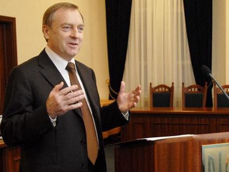 Суд арестовал экс-министра юстиции Лавриновича