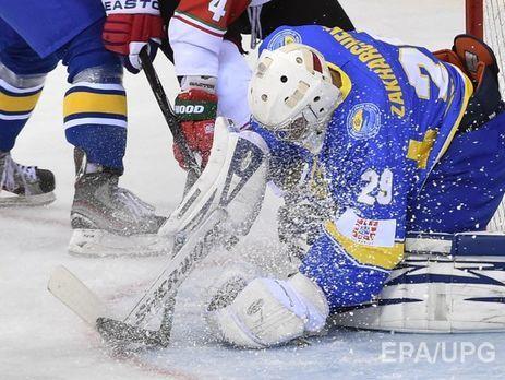 Вратарь сборной Украины по хоккею заявил, что не писал расписок о договорном матче с Южной Кореей