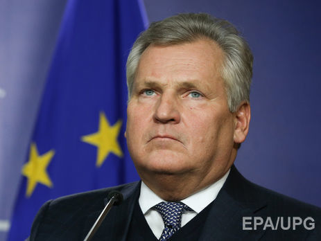 Квасневский предположил ухудшение отношений Украины иПольши занационализм