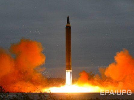 КНДР запустила очередную ракету, она пролетела над Японией