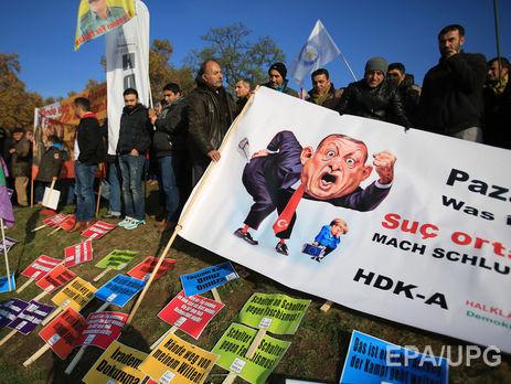 МЗС Туреччини викликав посла Німеччини з фестивалю курдів в Кельні