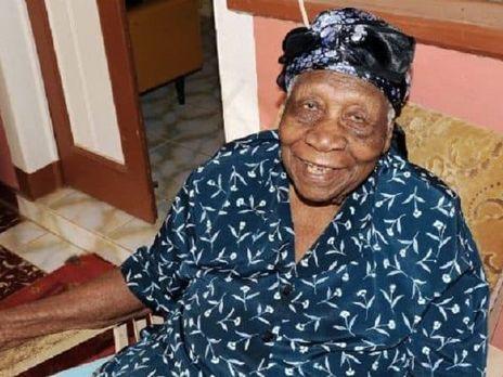 На Ямайке умерла старейшая жительница Земли