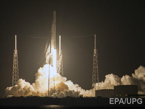 Маск показав кадри невдалих приземлень і запусків ракети Falcon 9