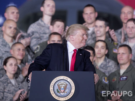 Трамп назвал лидера КНДР человеком-ракетой