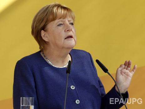 Меркель заявила, що Німеччина може скоротити економічне співробітництво з Туреччиною через арештів німецьких громадян