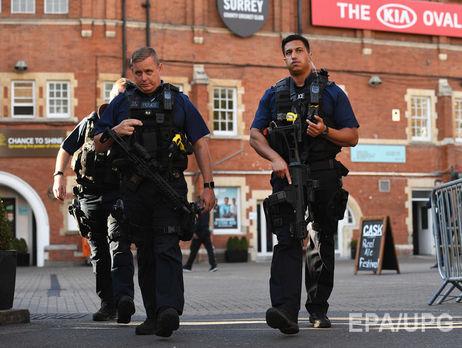 Уровень террористической угрозы в Великобритании снизили с