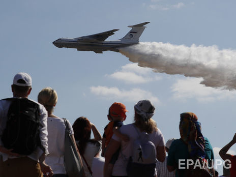 МИД Литвы обвинил два русских Ил-76 в несоблюдении воздушного пространства