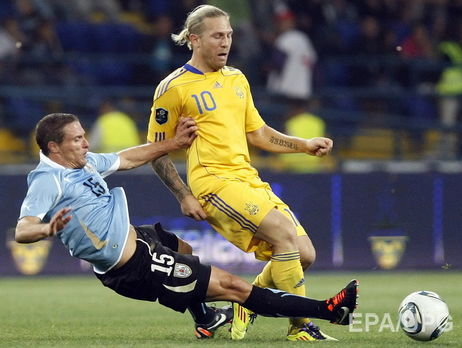 Воронін перейшов працювати вукраїнську збірну