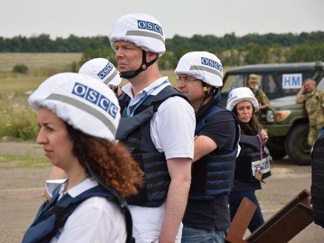ОБСЕ: украинские таможенники спустили собак нанаблюдателей