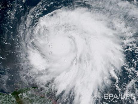 Ураган «Марія» дістався доПуерто-Ріко