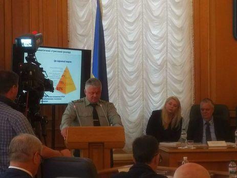 Основного психиатра ВСУ отстранили из-за слов онездоровых украинских военных