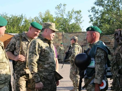 Таможенники создадут региональное управление наприфронтовой Донецкой области