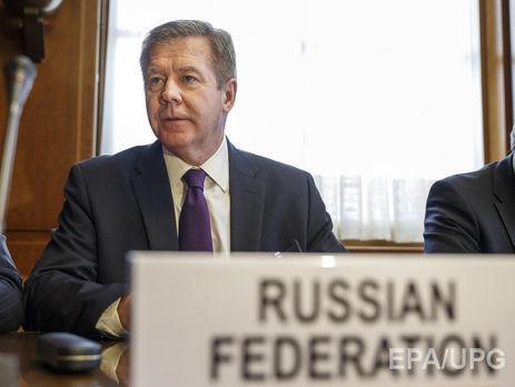МИДРФ невидит смысла вмиссии ООН наДонбассе