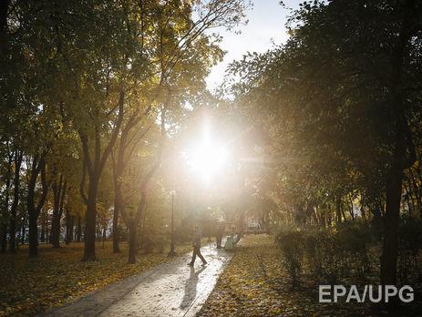 ВКиеве побит 85-летний температурный рекорд
