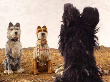 Вышел 1-ый трейлер «Собачьего острова» Уэса Андерсона
