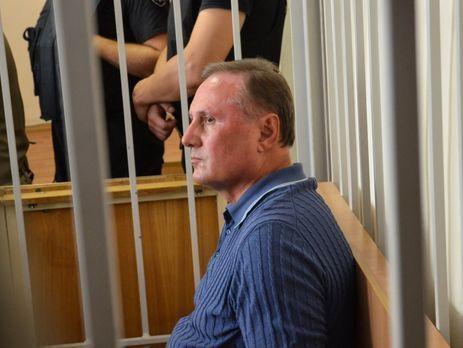 Суд продлил срок содержания Ефремова под стражей надва месяца