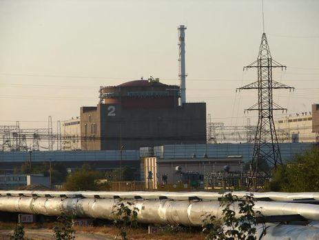 СБУ предупредила происхождение чрезвычайной ситуации наЗапорожской АЭС
