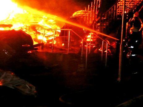 Правоохранители восстанавливают хронологию событий вовремя пожара водесском лагере «Виктория»— генпрокуратура