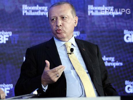 УСША під час виступу Ердогана відбулася масова бійка: опубліковані відео