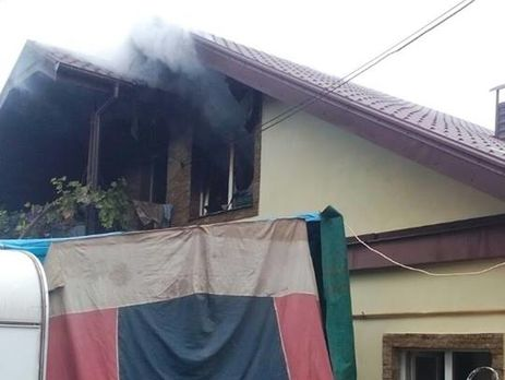 Будинок, де сталася пожежа, винаймав хасид