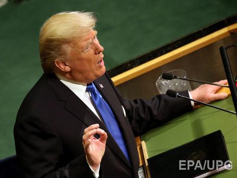 Трамп: КНДР непротянет очень долго