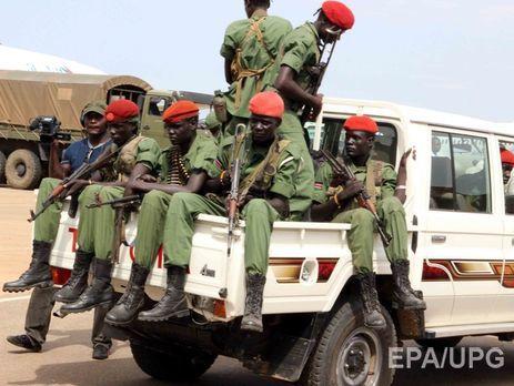AI: Украина нелегально поставляла оружие вЮжный Судан