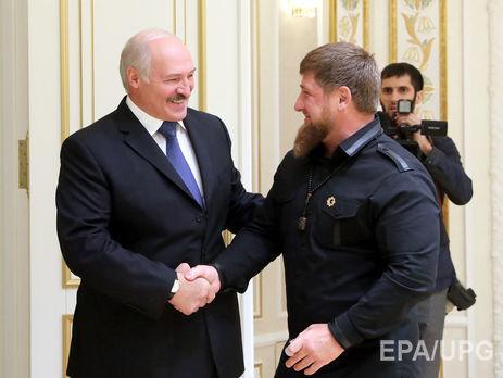 Лукашенко встретился с Кадыровым