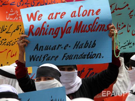 Геноцид рохинджа вМьянме: появились страшные детали